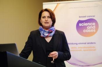 Vesna Bjelic-Radisic brachte einen sehr komplexen Fall mit, mit dem allein man den Abend schon hätte füllen können.