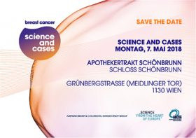 """Science and Cases"" im Mai in Wien"