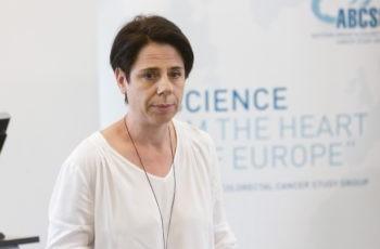Margit Sandholzer präsentierte gleich zwei Fälle ..