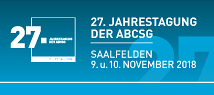 27. Jahrestagung der ABCSG