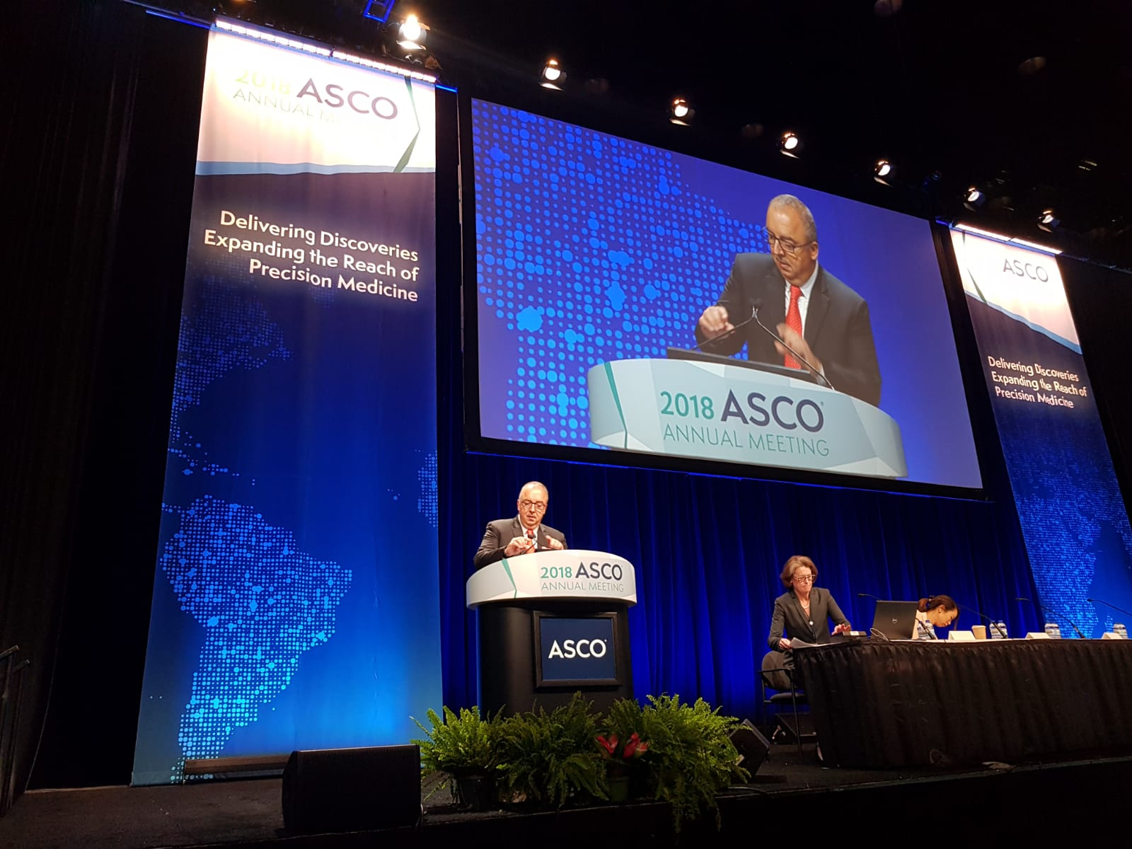 ABCSG 18 am ASCO 2018