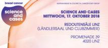 Science and Cases kommt wieder nach Linz