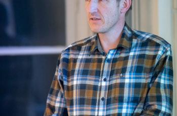 Dieter Rossmann hielt einige schwierige Fragen für das Publikum bereit, ..