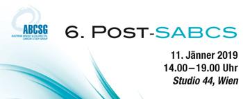 Save the Date: 6. Post-SABCS