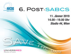 Save the Date: 6. Post-SABCS