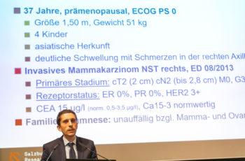 Überraschende Wirkung von T-DM1 beim Fall von Simon Gampenrieder