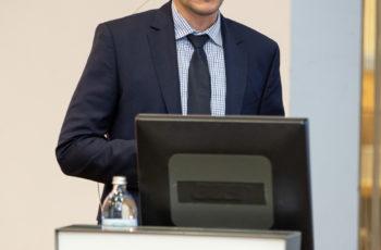 Am nächsten Tag eröffnete Simon Gampenrieder mit den Erkenntnissen aus ABCSG 16 die Vorträge.