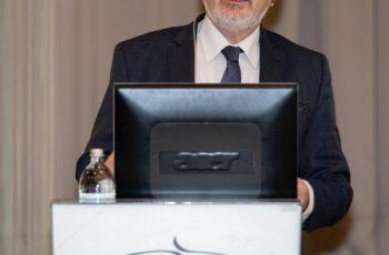 Josef Thaler gab zum Einstieg einen Überblick über die Aktivitäten der Colorectal Branch.