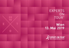 EXPERTS ON TOUR® am 13.05.2019 in Wien