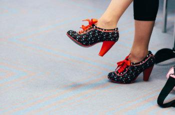Diese Schuhe waren zum letzten Mal bei einer ABCSG-Veranstaltung und schreiten nun neuen Herausforderungen entgegen: Vielen Dank für Ihr Interesse und alles Gute!