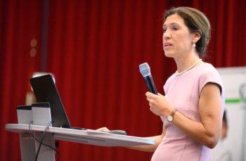 Ausblick zum Schluss: ABCSG-Vizepräsidentin Marija Balic über mögliche neue Forschungsansätze und die Studienlandschaft.