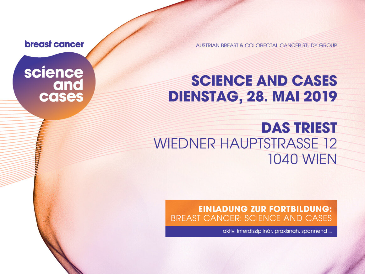 Science and Cases kommt am 28. Mai nach Wien