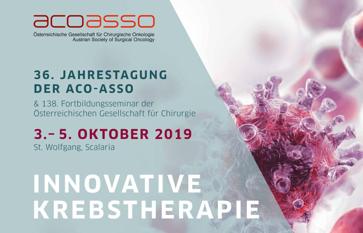 ACO-ASSO Jahrestagung 2019