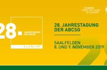 28. Jahrestagung der ABCSG