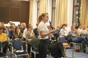 Präsentation des ersten Falls: Christine Brunner.
