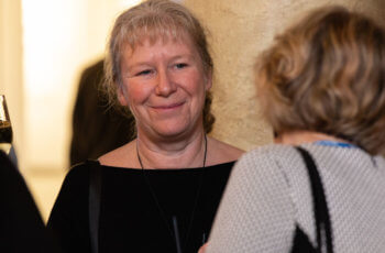 Auch heuer wieder Organisatorin der gelungenen Veranstaltung: Silvia Bartl.