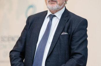 Josef Thaler präsentierte den Status der aktuellen Studie ABCSG C08/ Exercise II.