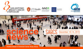 """Science News"" vom SABCS 2019"