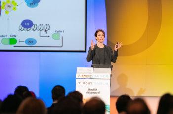 Kathrin Strasser-Weippl mit einer Übersicht zum HR-positiven Mammakarzinom, endokrinen Therapien, CDK4/6-Inhibitoren und Resistenzmechanismen.