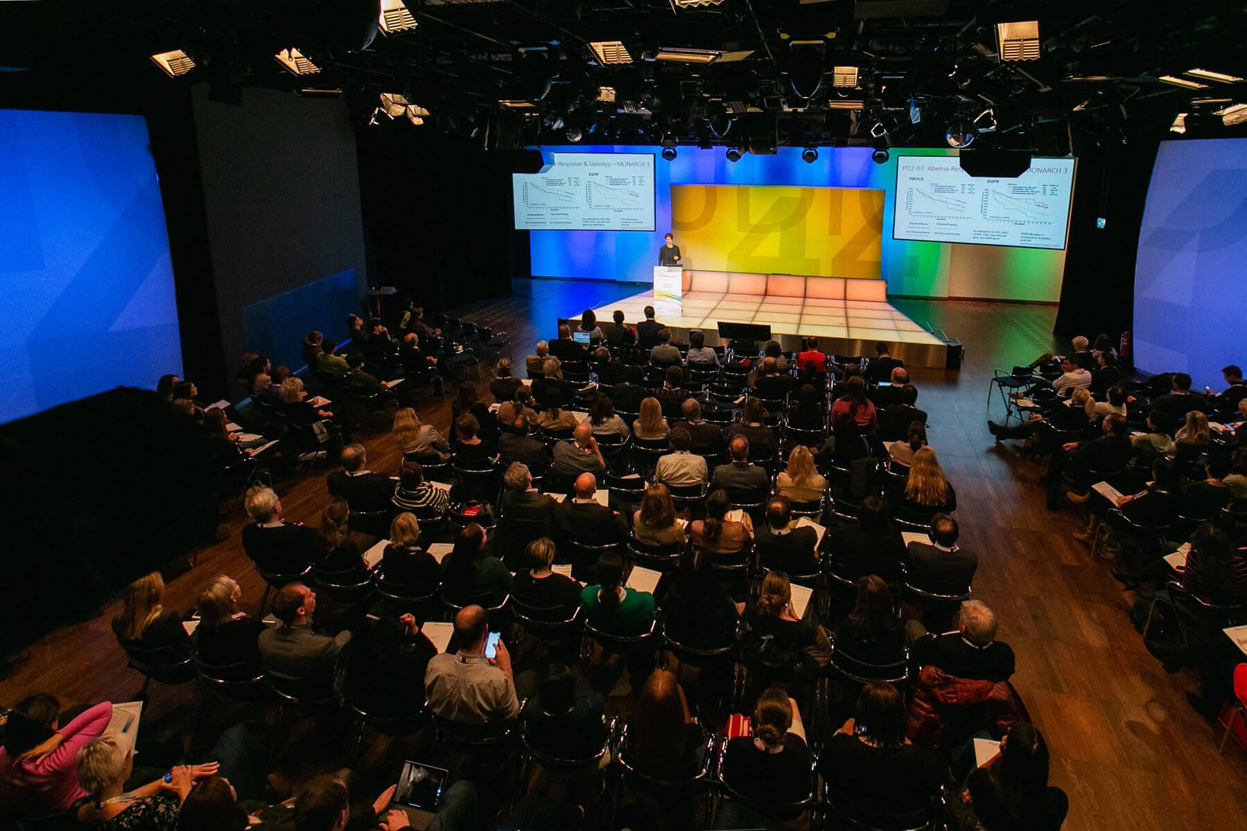 Full House im Studio 44 in Wien.