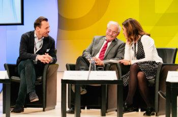 .. Florian Fitzal, Günther Steger und Maria Balic ..