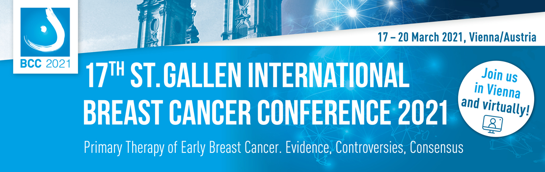 17th St. Gallen International Breast Cancer Conference