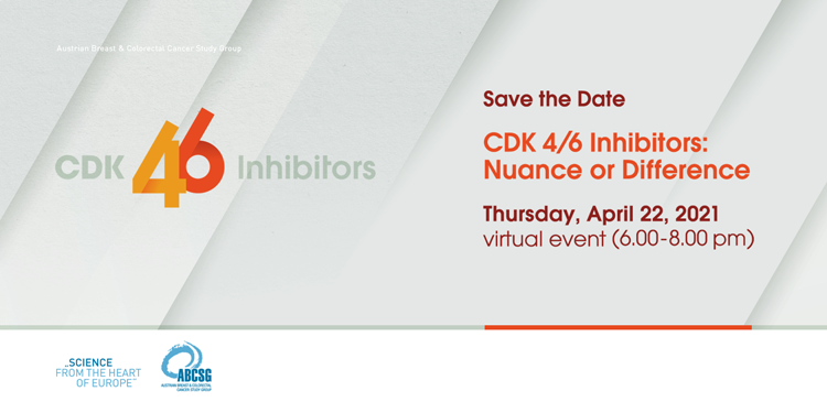 CDK 4/6 Inhibitors: Nuance or Difference: 22 April 2021