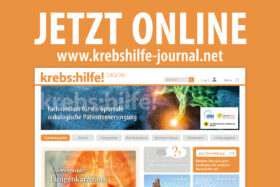 krebs:hilfe!-Newsletter