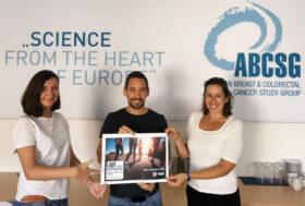 Krebsforschungslauf 2021: Together we finish - cancer!