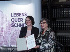 Frau Assoz. Prof. Zsuzsanna Bago Horvath erhält den Hans Popper-Wissenschaftspreis!